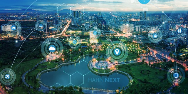 Hahn Next Blog Smart City